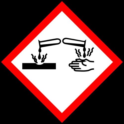 Bildergebnis für piktogramm acid